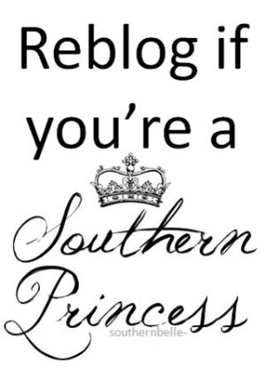 Southern Princess has a nice ring to it.:) by imelda