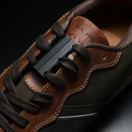 zubits magnetic shoe closures // black size 1  dress