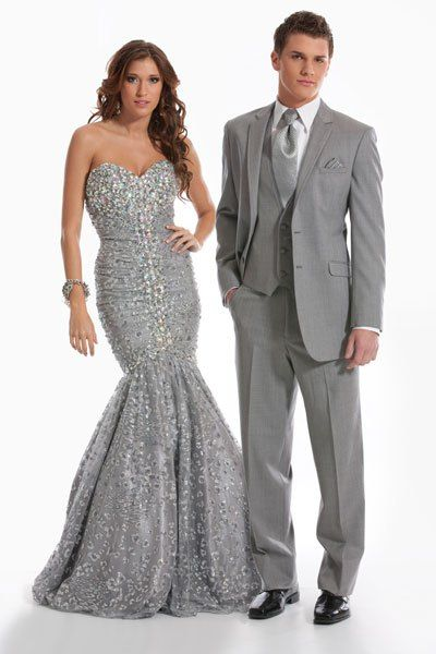 Wholesale - Custom Made Slim Fit Groom Tuxedos Notch Lapel Best ...