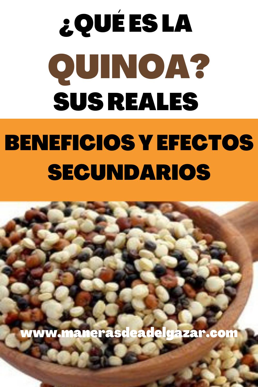 Qué Es La Quinoa Beneficios Y Efectos Secundarios En 2020 Recetas Saludables Para Bajar De Peso Alimentos Para Bajar De Peso Licuados Para Bajar De Peso