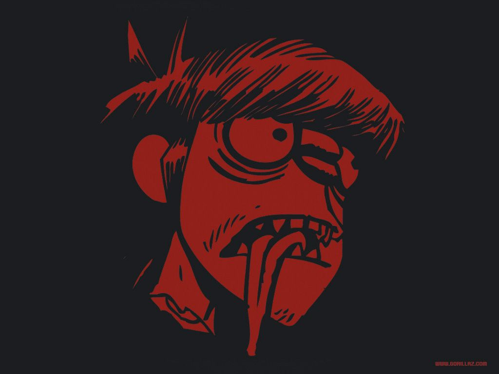 Gorillaz d sides - photo#11