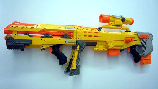 best-nerf-guns-for-custom-painting-and-modding | nerf gun painting/prop gun  mock-ups | Pinterest | Guns