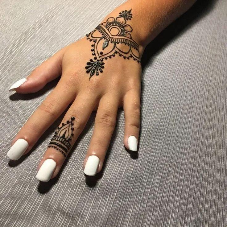 Tattoo Designs Hand Tattoo Ideas In 2020 Henna Tattoo Designs Simple Simple Henna Tattoo Henna Tattoo Designs Hand
