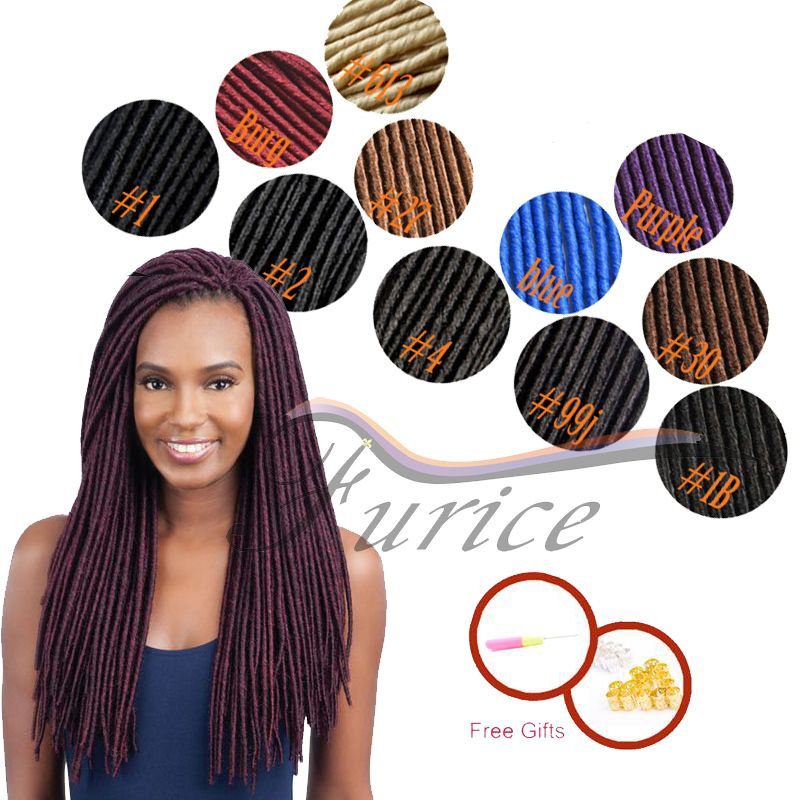 Buy Top Quality Synthetic Faux Locs