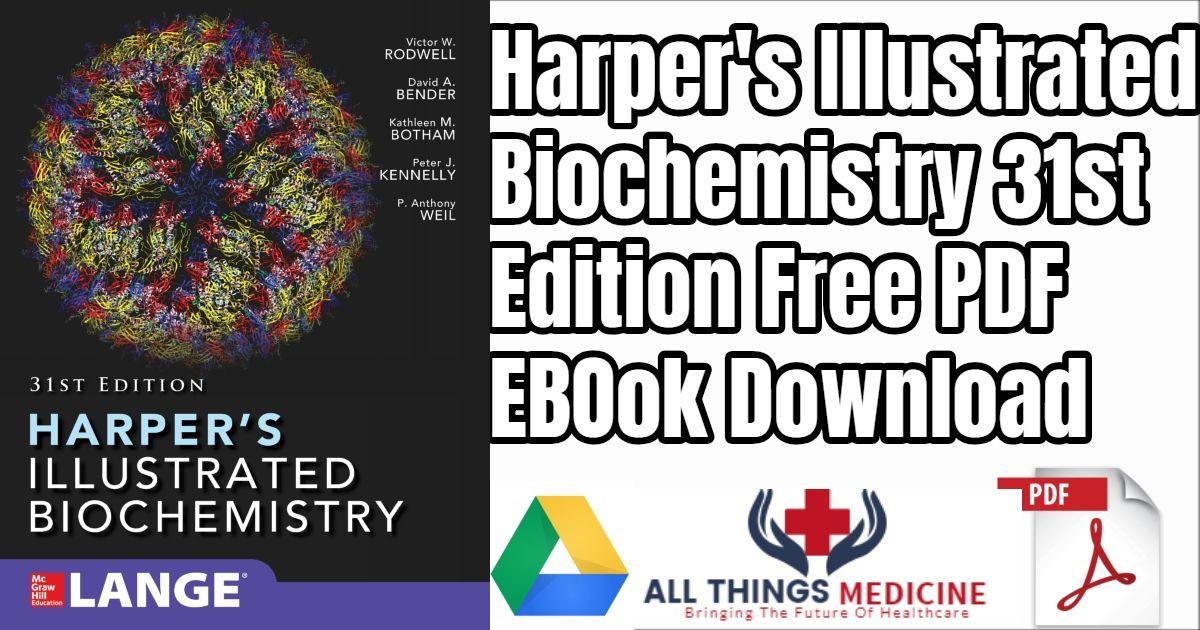 harper biochemistry 31st edition free download