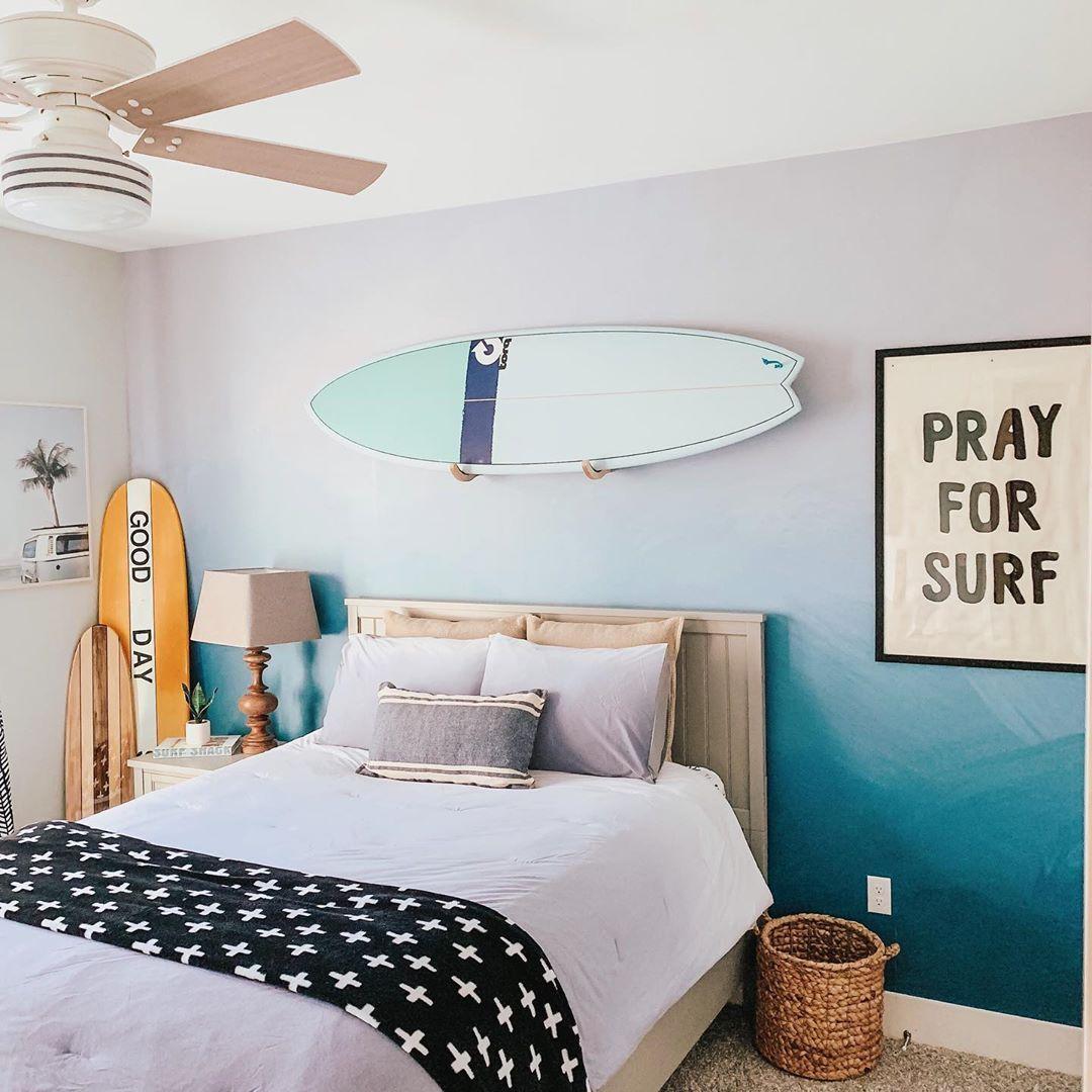 14+ Surfboard themed bedroom ideas in 2021