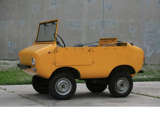 1968 ferves ranger 4x4 18hp fiat 500 motor sweet odd rare rides. Black Bedroom Furniture Sets. Home Design Ideas