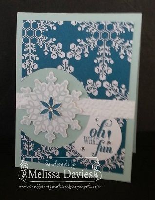 Oh What Fun  Stampin' Up!