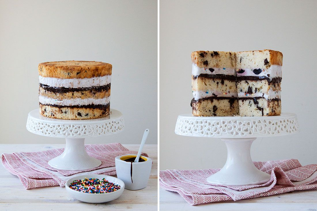 This Ice Cream Cake is the perfect summer treat Cakes Party