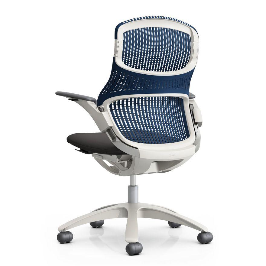 Ergonomic Chair, Knoll Chairs, Chair