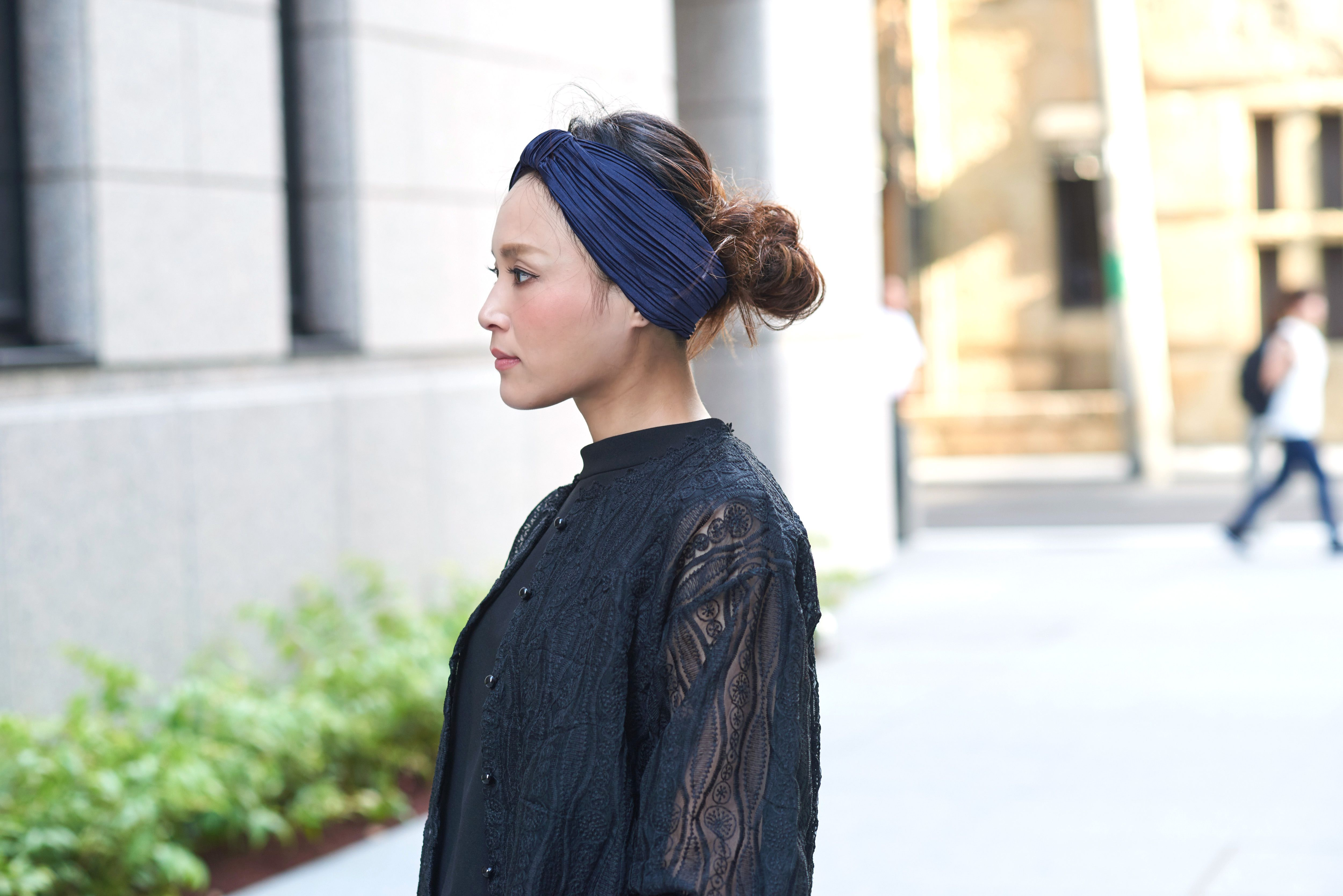Hair Accessories Fashion Hairbands  Wide Turban Women Headbands  Headwear