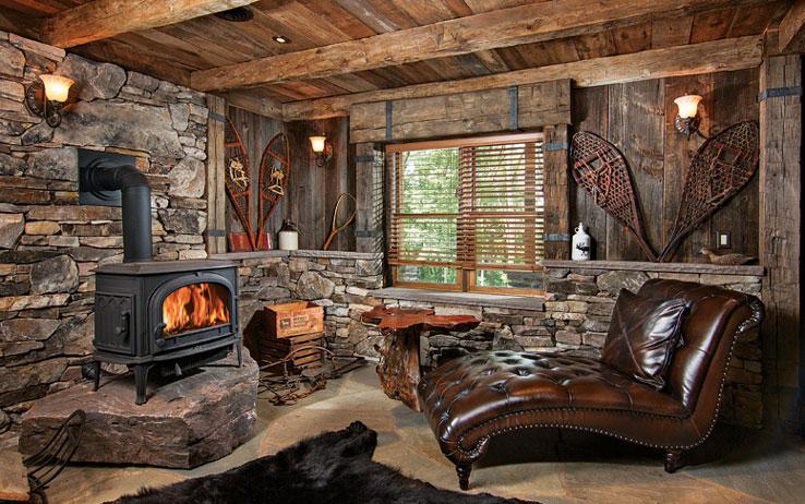 The Perfect Classic American Log Cabin Log Cabin Rustic Log Cabin Log Cabin Interior