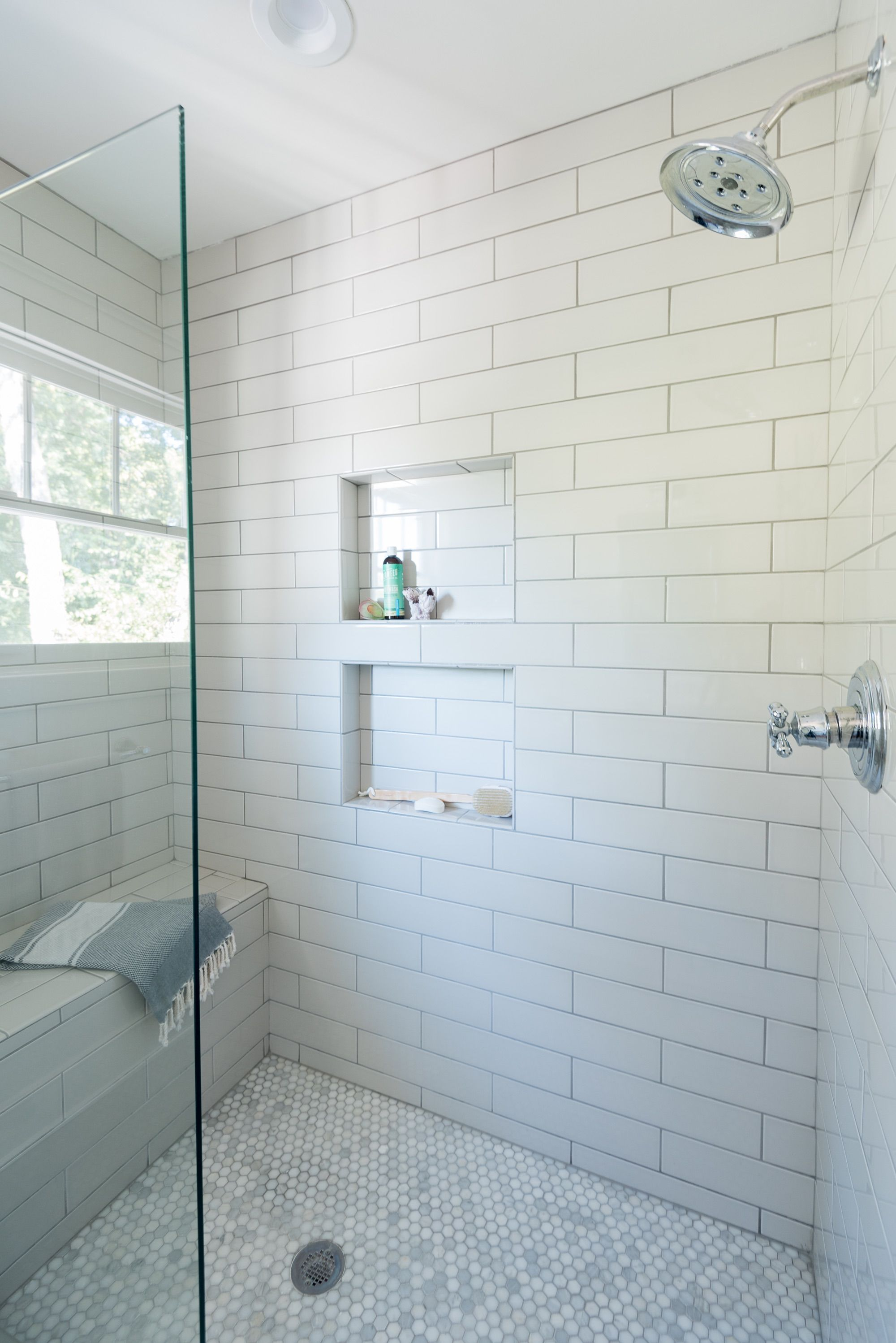 Stacked Or Staggered Tile | Tile Design Ideas