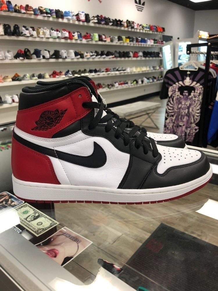 more photos 9d4d2 4bb95 Nike Air Jordan 1 Black Toe Bred Royal Banned Purple Green Chicago H2H SBB  OG  fashion  clothing  shoes  accessories  mensshoes  athleticshoes (ebay  link)