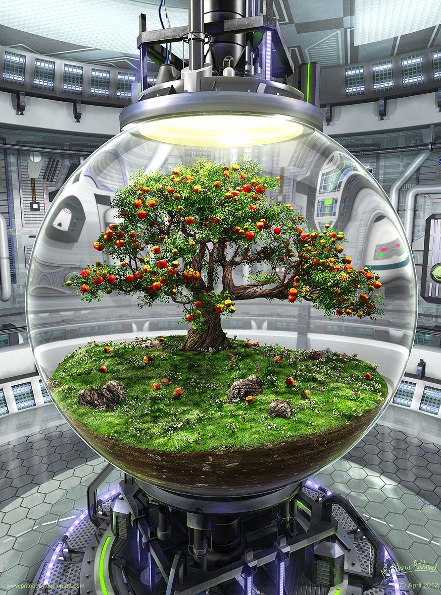 островов цветы будущего картинки что