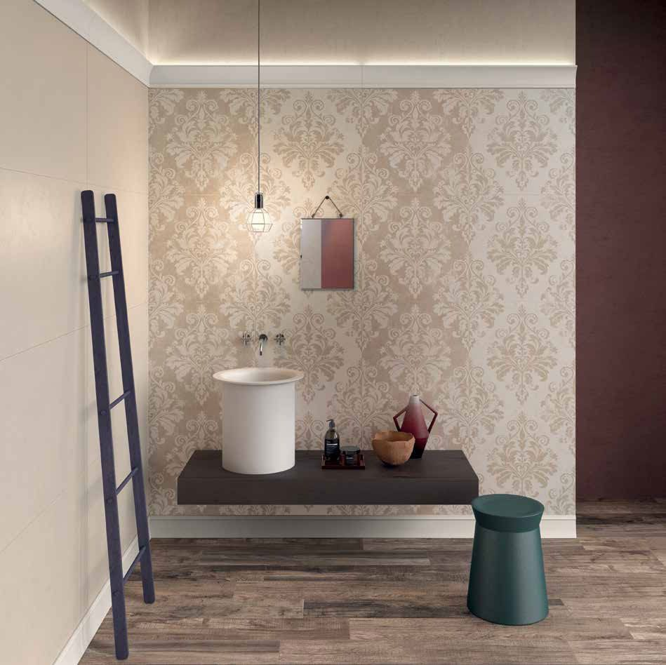 Badezimmer design zement do up collection  by abk  anno  abkemozioni  cersaie o