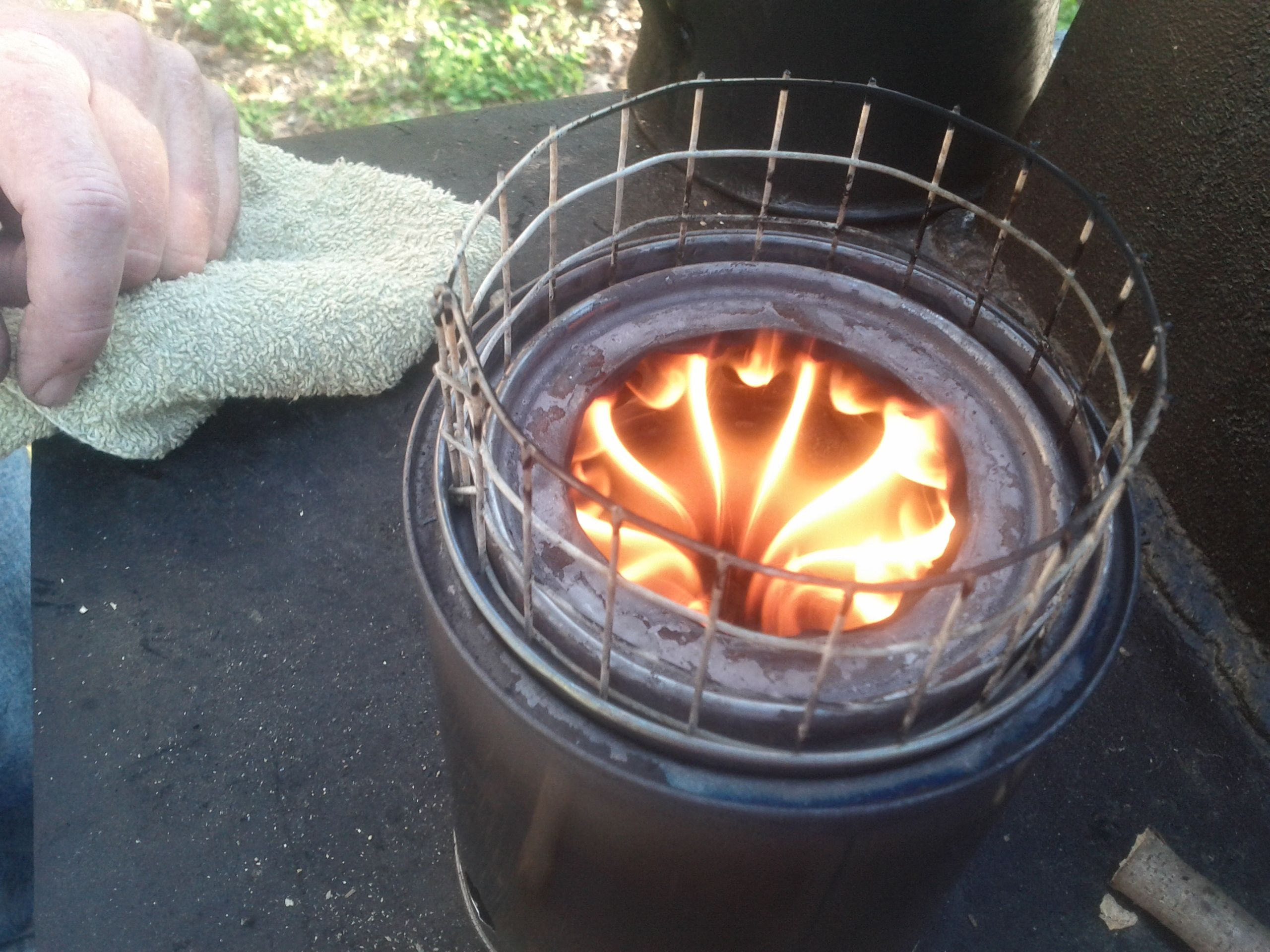 soda can alcohol stove instructions