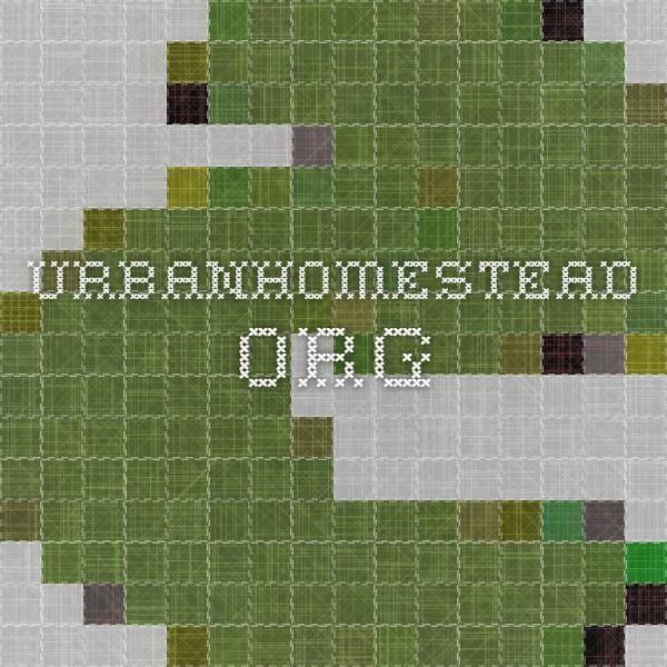 urbanhomestead.org