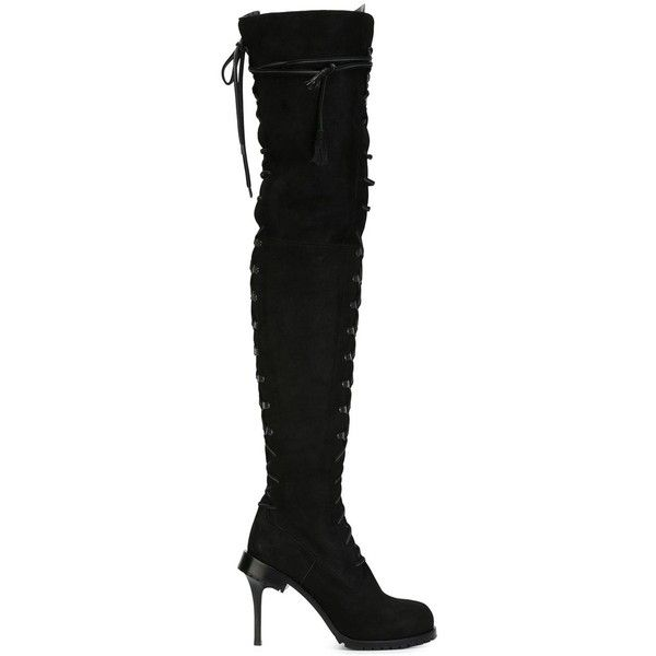 over-the-knee boots - Black A.F.Vandevorst 9xN5n