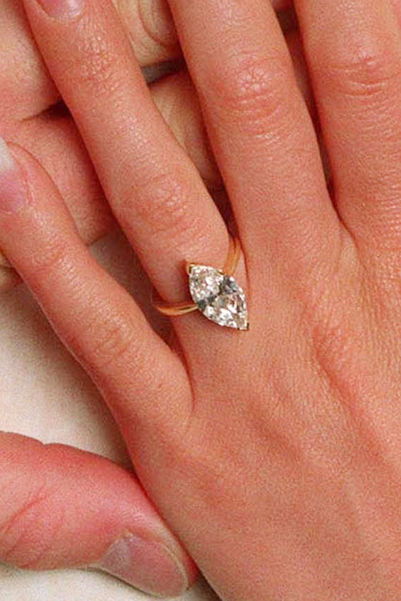 Celebrity engagement rings engagement rings marquise