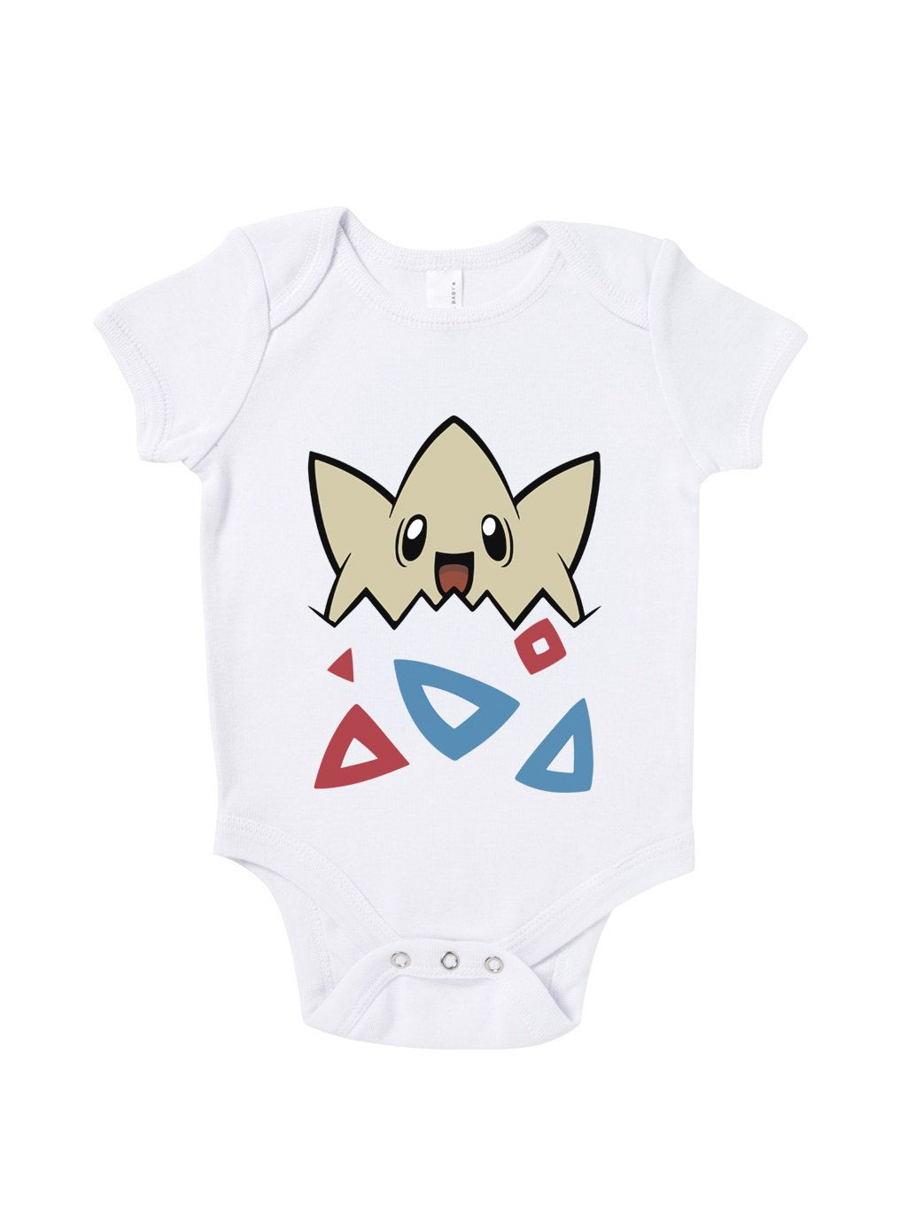 7c71c491b Togepi Baby Grow Humour Gift Pokemon Inspired by BlueIvoryLane, £8.99