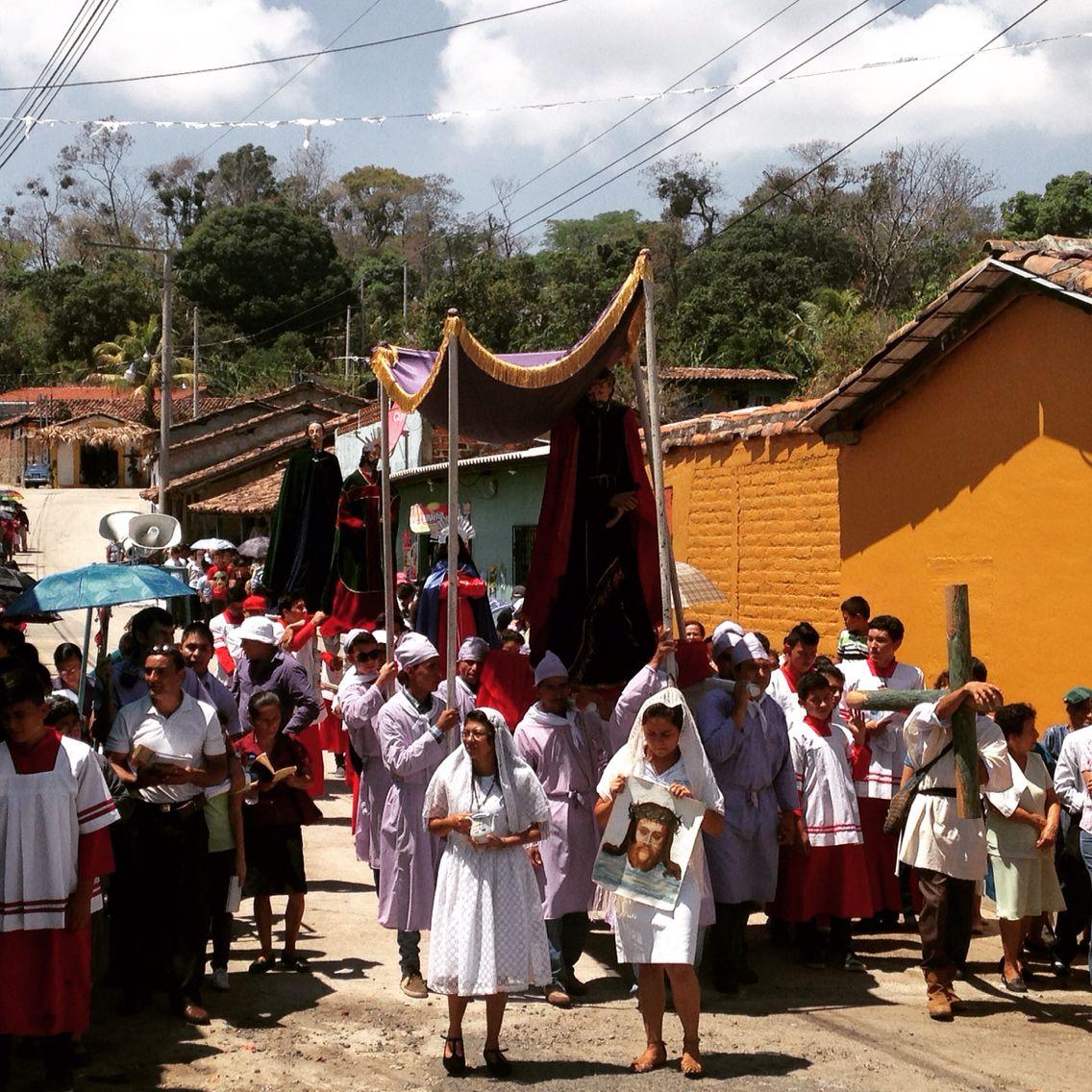 San Miguel de Mercedes Chalatenango El Salvador