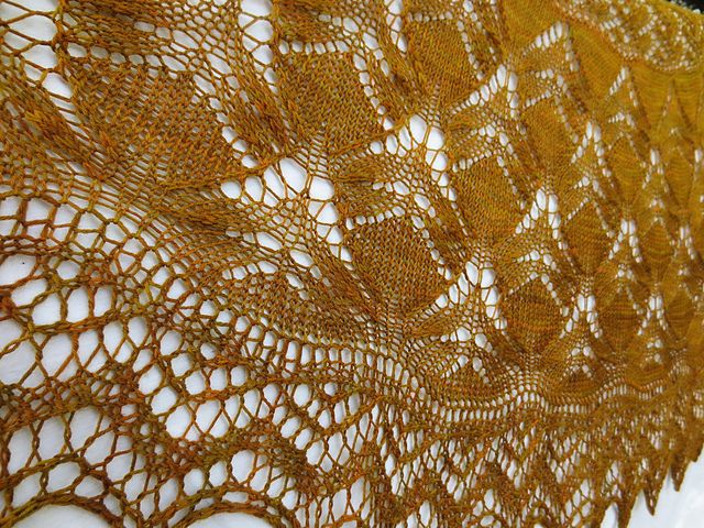 Ravelry: Project Gallery for Leaves of Grass pattern by Jared Flood