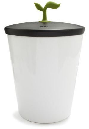 Kitchen Compost Bins Kompost Pinterest Kitchen compost bin - komposteimer für die küche