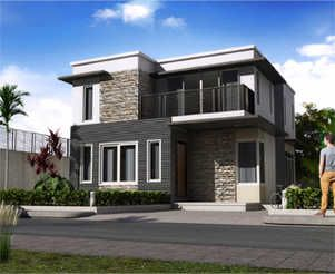 simple house design in the Philippines | casa | Pinterest | Simple ...