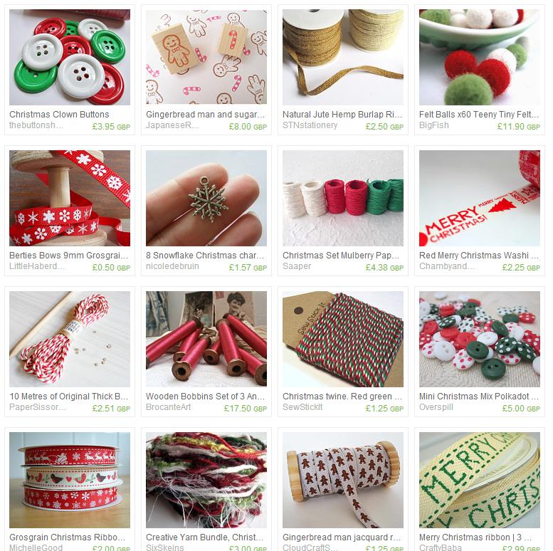 Superb Craft Supplies Christmas Part - 6: Christmas Craft Supplies