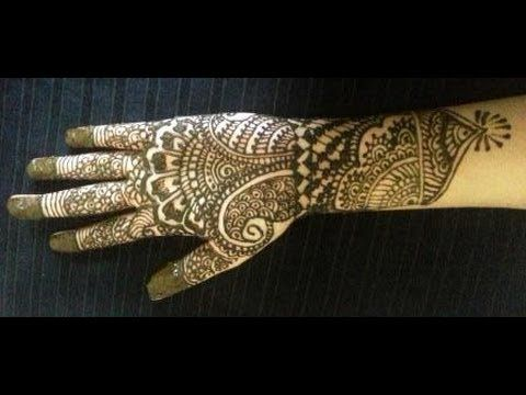 Indian Bridal Mehendi