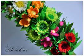 Znalezione Obrazy Dla Zapytania Palmy Wielkanocne Recznie Robione Flowers Polish Folk Art Easter