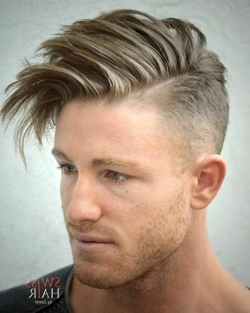 long on top short on sides hairstyles for men tutorial