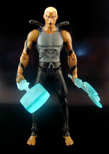 DC UNIVERSE YOUNG JUSTICE AQUALAD figurine Stealth