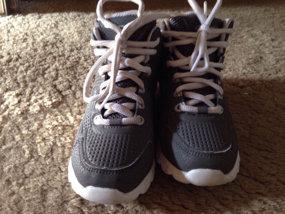 Champion High Top Sneakers Little boys Size 12 Gray
