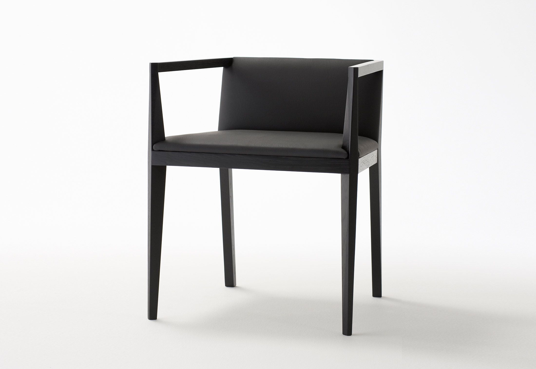 Pencil Chair Black U0026 Black Collection [2012] By Nendo For K%