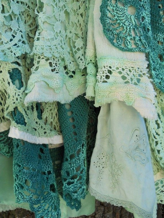 lace layers