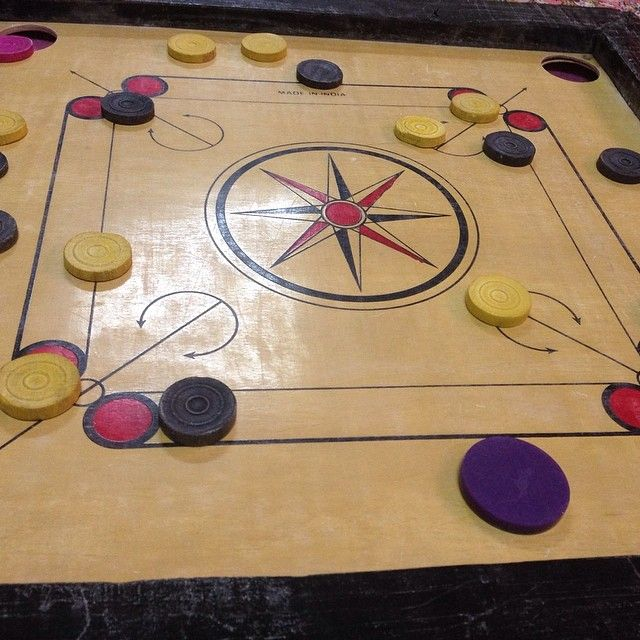 3 Things to Remember About Carrom before You Start Playing