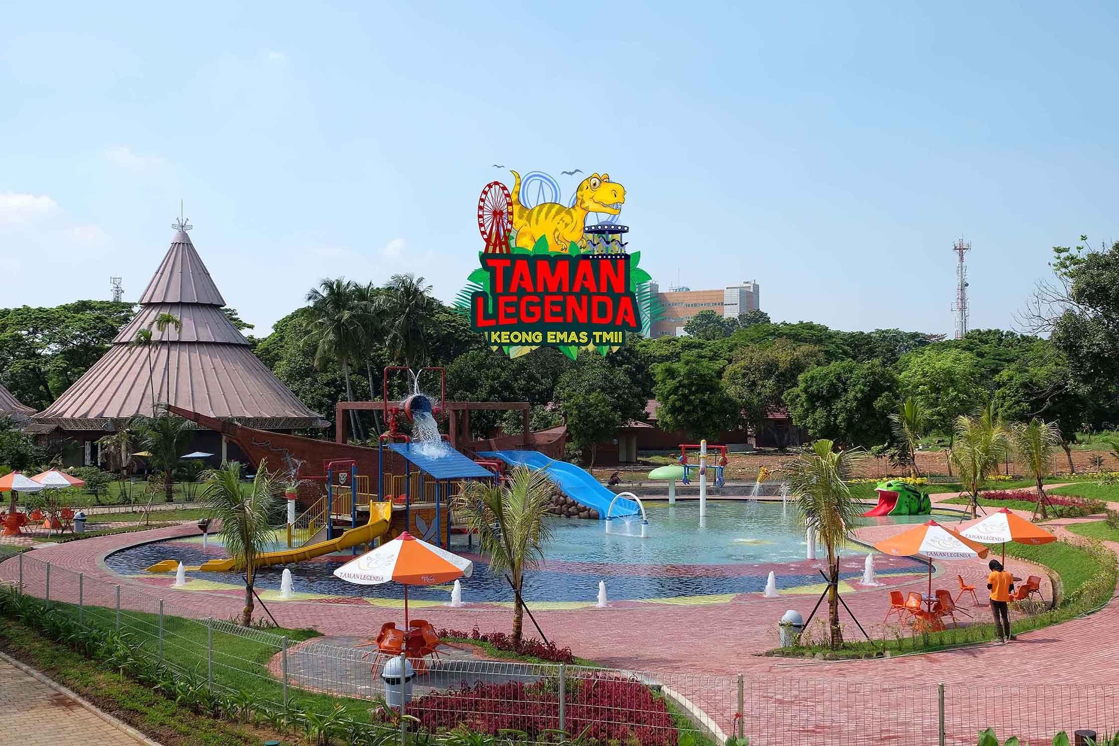 Taman Bunga Impian Okura Pekanbaru