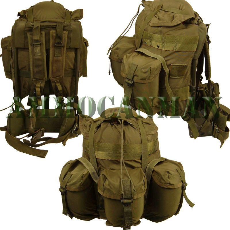 New Unissued Bug Out Bag Medium Usgi Alice Pack Rucksack