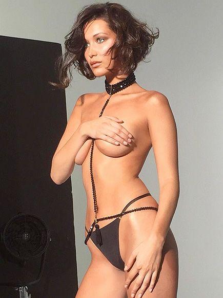 41c440ed845e3 Photo SpecialBella Hadid s Most Naked Moments