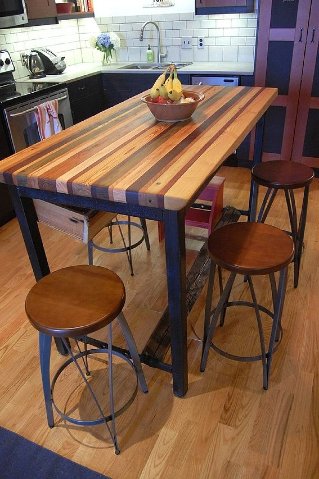 butcher block kitchen table - Google Search | Butcher block ...