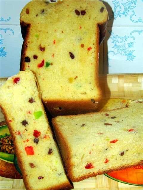 Пошаговый рецепт в хлебопечке