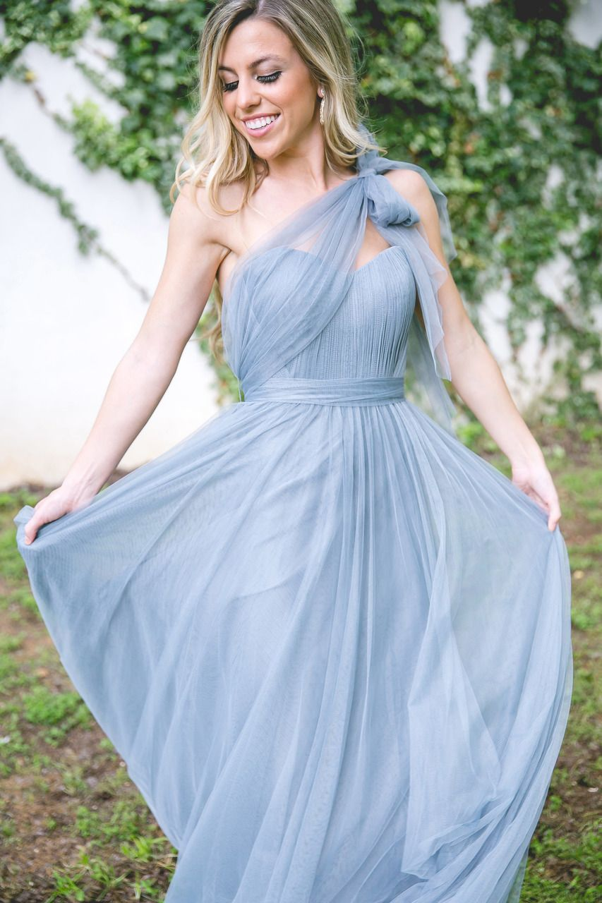 a52fe7f1f69 Rosalie Convertible Dress in Tulle Bridesmaid Dresses