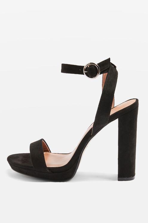 Topshop Marietta Slim Platform Sandals qtrzV