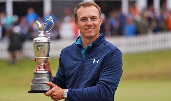 The Open 2018 tee times: Tiger Woods Jordan Spieth and ...