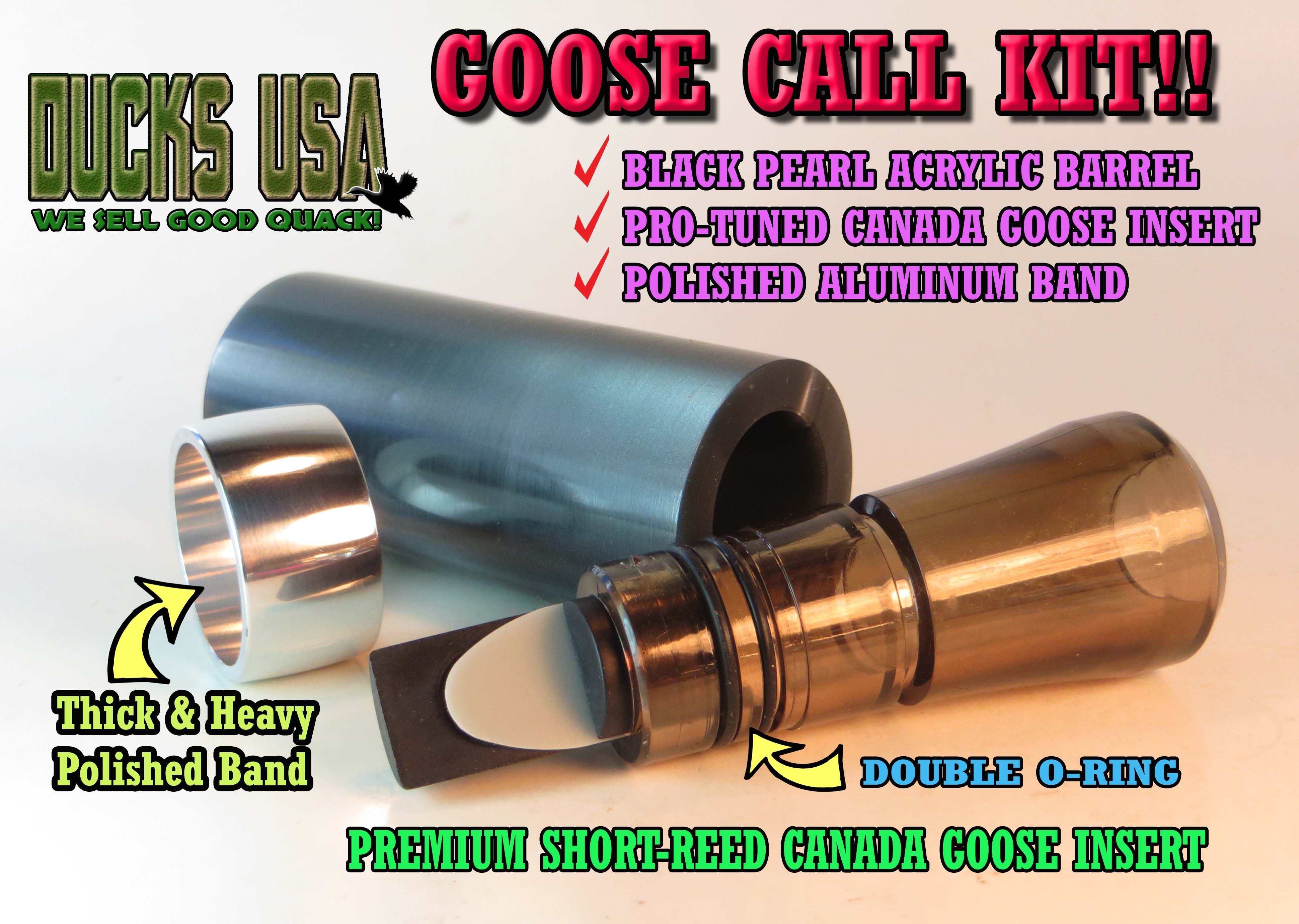 Goose call parts image by ducks usa goose calls duck