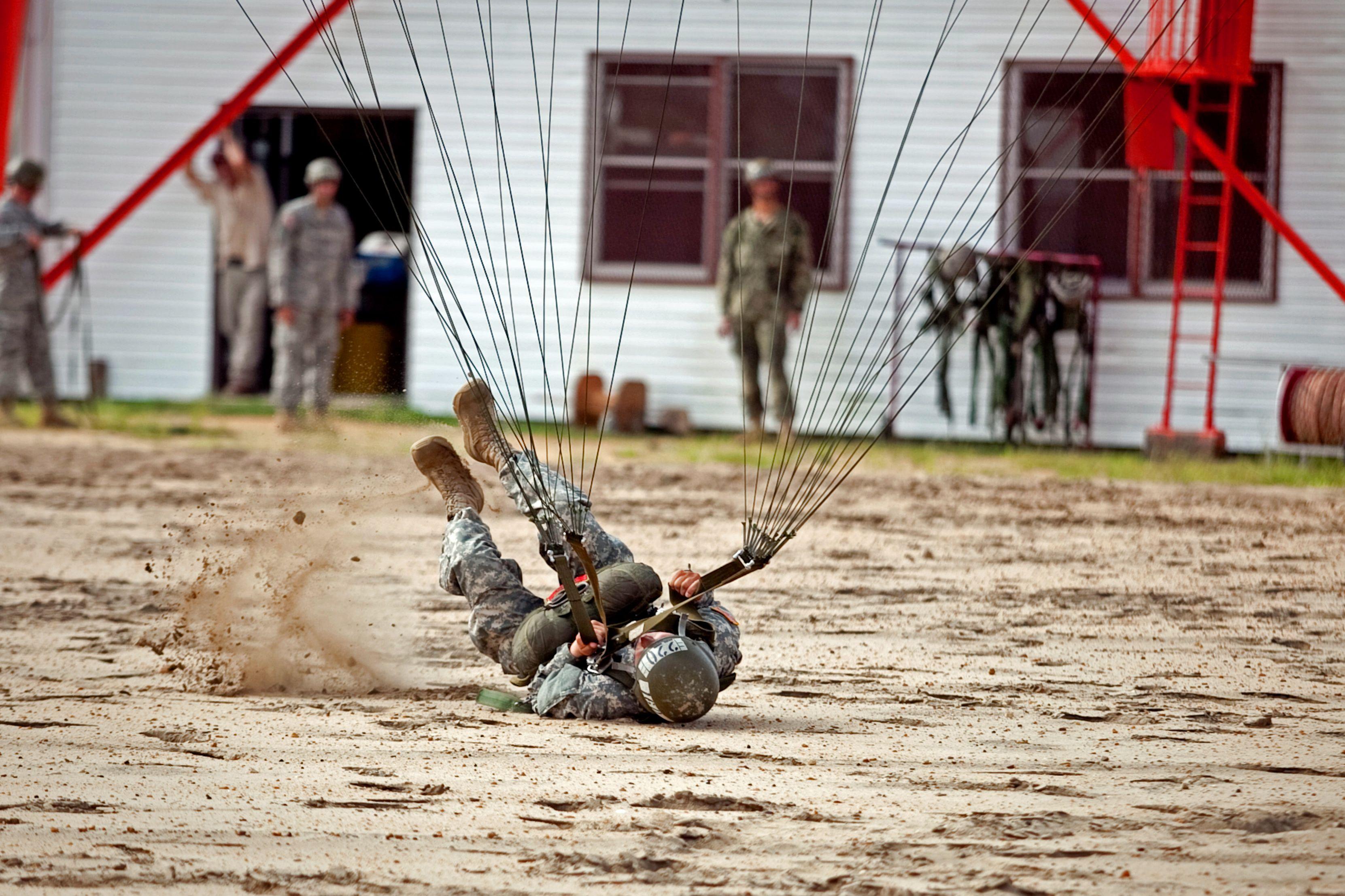 Fort Benning Airborne School Fort Benning Airborne Confederate States