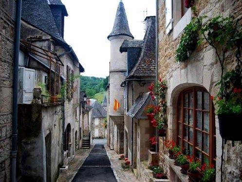 Village francais