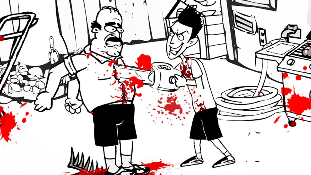 Bad Neighbours Whack Your Neighbour Jacksepticeye Rh Ca